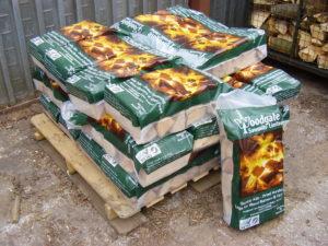 24 bag kiln dried firewood