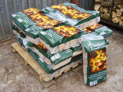 24 bag kiln dried firewood