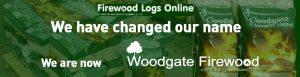 Woodgate Kiln Dried Hardwood Logs Name Change